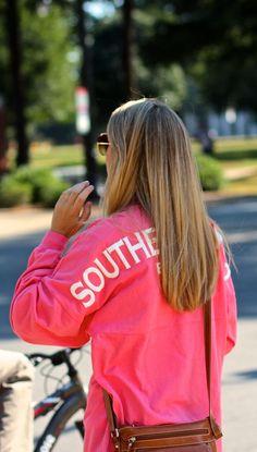 Southern Shirt Co Jersey Pullover, Spirit Jersey The Lucky Knot Preppy Southern, Southern Prep, Southern Marsh, Southern Belle, Southern Tide, Southern Charm, Preppy Style, Style Me, Southern Shirt Company