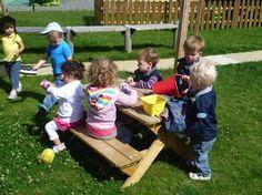 Met het mooie weer gaan we picknicken.