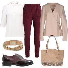 000828afae Leggerezza quotidiana: outfit donna Trendy per ufficio e tutti i giorni |  Bantoa