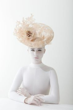 Philip Treacy SS 2014 #millinery #judithm #hats