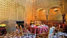 Christie's International Real Estate in Marrakesh, Marrakech represented by of Kensington Morocco. Indian Architecture, International Real Estate, Wood Ceilings, Marrakesh, Luxury Villa, Morocco, Property For Sale, Luxury Homes, Home And Family