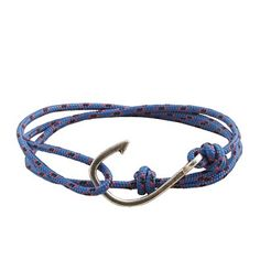 I mean, this is a bracelet, and potential weapon.  I like it.