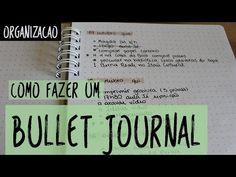bullet journal, como fazer, planejamento e organização