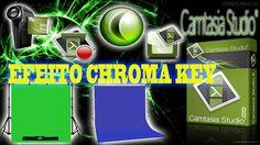 TUTORIAL - CAMTASIA STUDIO 8.4 - EFEITO CHROMA KEY