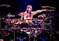 Mike Portnoy of Dream Theater Music Happy, Good Music, Drum Solo, Dream Theater, Talk To Me, Great Photos, Rock Bands, Drums, New York City