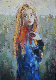 Fall's call. Art of Julia Klimova | New Paintings