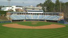 Boshamer Stadium. Tar Heel baseball. Southern part of Heaven.