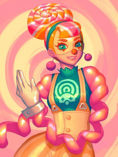 ARMS Lola Pop by bellhenge (@bellhenge) | Twitter