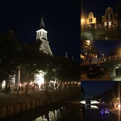 Sloten Uitgelicht ... een heel bijzondere en mooie Lichtjesavond in Sloten. Iedereen bedankt voor de komst! #fryslan