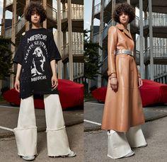 40114325bd03 Off-White 2017 Resort Cruise Pre-Spring Womens Lookbook Presentation - Denim  Jeans Frayed