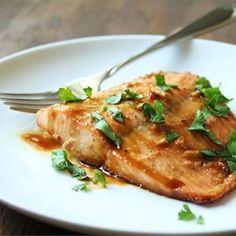 Maple Salmon - Allrecipes.com