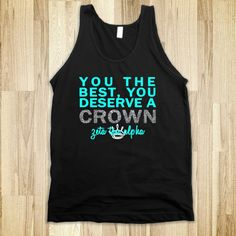 ZTA Crown. WANT.    right on that A$$ A$$ A$$A$$