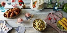 13 Last-Minute Snack Ideas for Celebrating America's Independence: Recipes from spirits to sweets. #food52