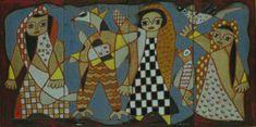 Έργα Τέχνης | Teloglion Foundation of Art A.U.Th. My House, Foundation, Greek, Paintings, Artists, Ideas, Drop Cloths, Paint, Painting Art