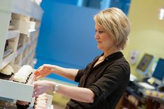 Toronto Canada baker Jean Blacklock of Prairie Girl Bakery in Toronto.