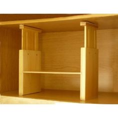 Axis 4443 Expandable Cabinet Dividers with Shelf