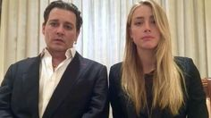 Johnny Depp and Amber Heard appear in dog smuggling apology...: Johnny Depp and Amber Heard appear in dog… #JohnnyDepp #AmberHeard