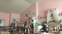 Gabi's room ♡. I love her room and fashion. She's a great inspiration.
