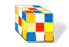 Cube Puzzle Pins