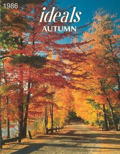 1986 Autumn Ideals New Yorker Covers, Vintage Fall, Fall Pictures, Past, Beautiful Pictures, Autumn, Mountains, Magazines, World