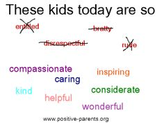 Positive Parents: Inspiring Stories of These Kids Today - Part 1
