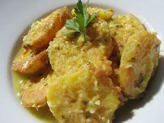 La Juani de Ana Sevilla: Patatas a la importancia (Mi receta)