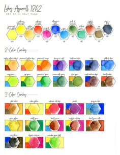 Beginner Tips for the Lukas Aquarell 1862: 12 Paint Palette | Lucky Stars Creative