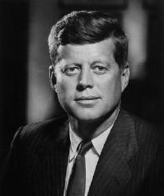 """""""Let us not seek the Republican answer or the Democratic answer, but the right answer. Let us not seek to fix the blame for the past. Let us accept our own responsibility for the future.""""   ~ John F. Kennedy"""