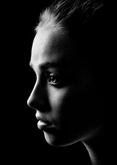 Freya Mavor as Amy Low Key Portraits, Best Portraits, Studio Portraits, Shadow Photography, Face Photography, Light Photography, Black And White Portraits, Black And White Photography, Shooting Studio