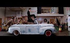 Escenas de película, ofrecidas por SPGTalleres, los talleres de coches más cinéfilos.Grease  http://www.spgtalleres.com/