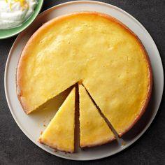 Orange Cornmeal Cake Cornmeal Cake Recipe, No Bake Desserts, Dessert Recipes, Cheesecake Recipes, Dinner Recipes, Fall Birthday Cakes, Thanksgiving Cakes, Sweetened Whipped Cream, Butter Pecan