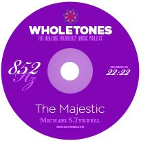 "The 852-Hz ""The Majestic"" frequency is a celebration of the Kings of Kings, His love for mankind and His returning for those who wait for Him. This frequency appears to be purely spiritual. Connects us in worship of God. Listen to a sample..."