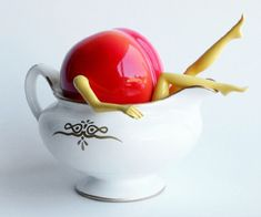 Out of The Bowl: Have a Look at this Food Art! - Top.me
