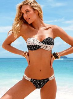 The Rio Push-up Twist Bandeau Top - Very Sexy® - Victoria's Secret