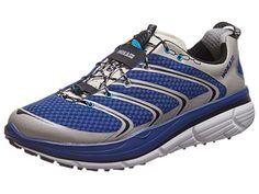 HOKA Rapa Nui 2 Trail Men s Shoes Blue White 617536808a1f5