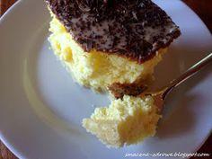 Smaczne-zdrowe: SERNIK REWELACJA Cake Hacks, Wine Tasting, Mashed Potatoes, Cheesecake, Pudding, Baking, Ethnic Recipes, Food, Drinks