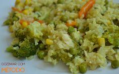Biryani de legumes