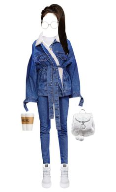 """""""Set 879 -"""" by xjulie99 ❤ liked on Polyvore featuring Puma, Rachel Essex and Christian Dior"""