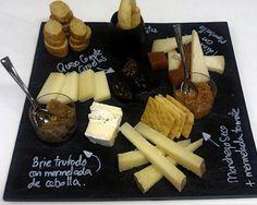 5 buffets originales para tu boda #bodas #catering