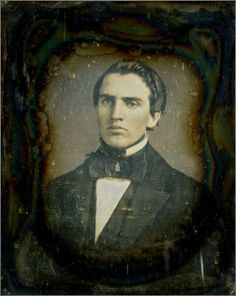 Daguerreotype of a Handsome Young Man