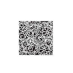 The Crafter's Workshop - 6 x 6 Doodling Templates - Mini Swirly Garden Tangle Patterns, Tangled, Zentangle, Stencils, Workshop, Scrapbook, Templates, Mini, Garden