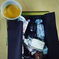 #drbean #theatresixcoffeeaddicts #kingsway #thankyou #nougat