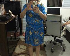 Vestido ciganinha!!!