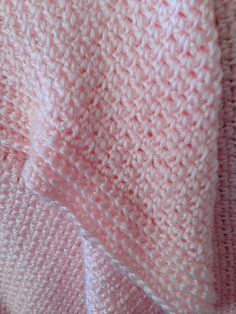 Ravelry: Project Gallery for Fast Easy Crochet Baby Blanket pattern by Amy…