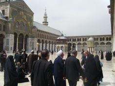 Moschea Damasco