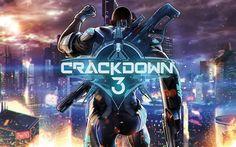 Descargar fondos de pantalla Crackdown 3, 4k, 2017 juegos, shooter