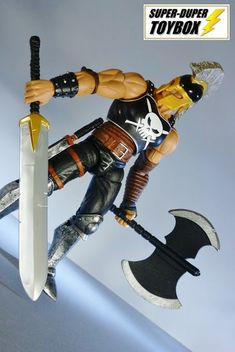 Super-DuperToyBox: Marvel Legends Ares (Thor Ragnarok Series)