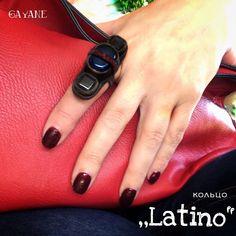 """Кольцо ,,Latino"""""""