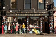 John Mahon &co The Bernard Shaw Richmond St, Dublin 2 Dublin, Ireland Holiday, Bernard Shaw, Shop Fronts, Oh The Places You'll Go, Tourism, Portraits, Street, Unique