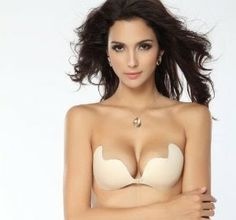 fba5128ec5 New arrive 2014 Women Fashion Push Up LIFT Self-Adhesive Silicone Closure Backless  Strapless Invisible Bra seamless bras